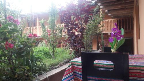 Hotel- Centre holistique-Ollantaytambo